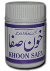 KHOON SAFA (Powder) - - Detox Ubqari medicine for blood cleaning