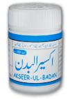 AKSEER UL BADAN (tablets) - Ubqari medicine for Nutritional Supplement & daily better health routine