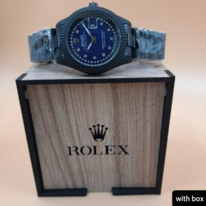 New collection fashion watch for boys and men with Box