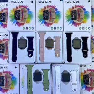 C6 Bluetooth Call Smart Watch In Lahore